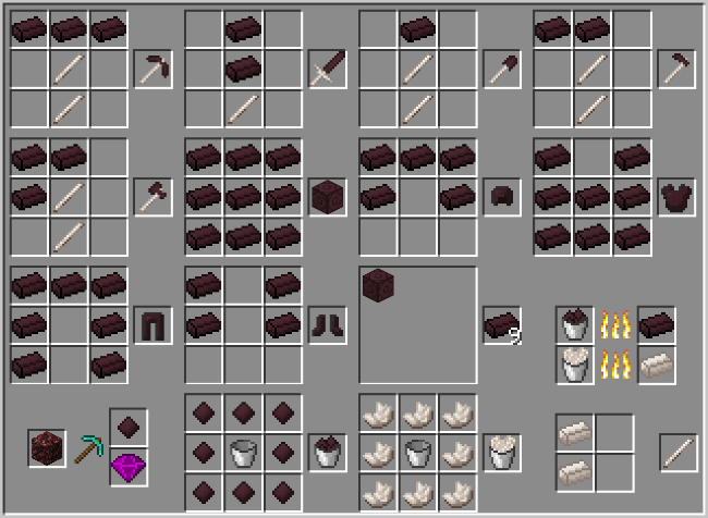 cd94e  Metal Gem Craft Mod 6 [1.7.10] Metal Gem Craft Mod Download