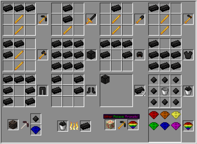 cd94e  Metal Gem Craft Mod 7 [1.7.10] Metal Gem Craft Mod Download