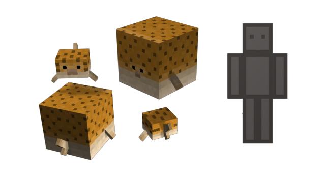 d415d  Quintessential Creatures Mod 6 [1.8] Quintessential Creatures Mod Download