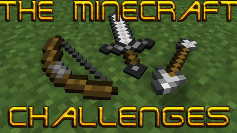 f020d  The Minecraft Challenges Mod [1.8.8] The Minecraft Challenges Mod Download