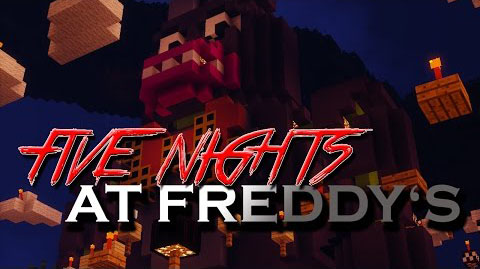 0664c  Five nights at freddys adventure map [1.8/1.8.9] Five Nights at Freddy's Adventure Map Download
