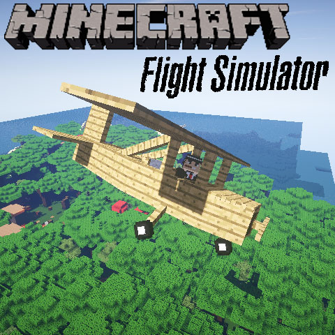 295e9  Flight Simulator Mod 1 [1.8.9] Flight Simulator Mod Download