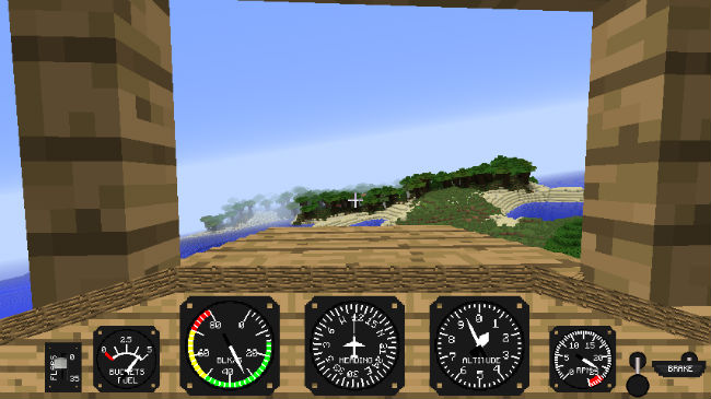 295e9  Flight Simulator Mod 2 [1.9] Flight Simulator Mod Download