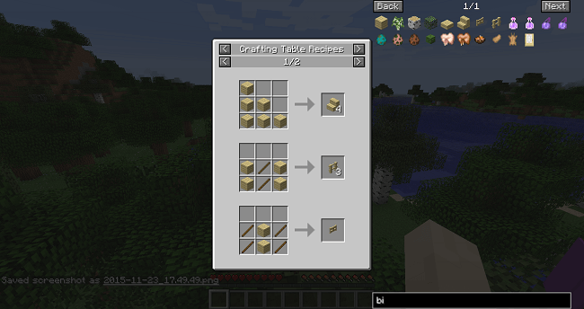 37803  Just Enough Items Mod 2 [1.8.8] Just Enough Items (JEI) Mod Download