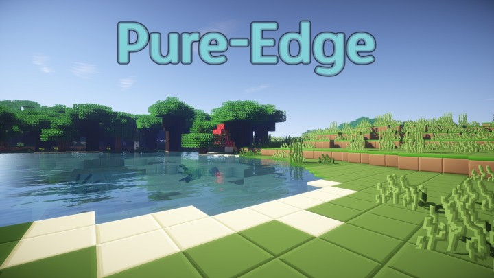 4758a  Zorocks pure edge pack [1.9.4/1.8.9] [32x] Zorocks Pure Edge Texture Pack Download