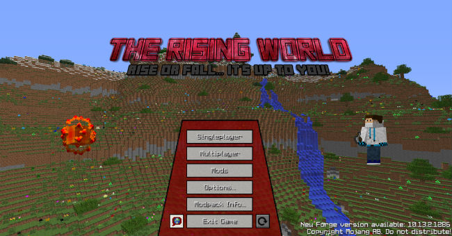 78834  Custom Main Menu Mod 8 [1.9] Custom Main Menu Mod Download