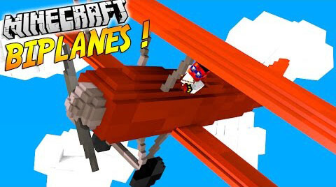 8ac47  Biplanes Mod [1.7.10] Biplanes Mod Download