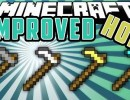 [1.8] Improved Hoes Mod Download