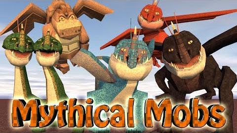 d63ba  MLP Mythical Creatures Mod [1.7.10] MLP Mythical Creatures Mod Download