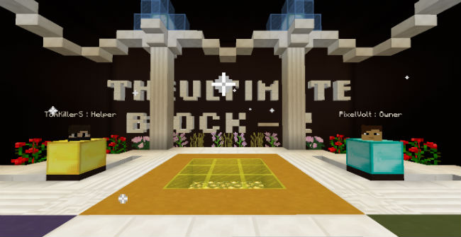 f3711  The Ultimate Block 2 Map 1 [1.8/1.8.9] The Ultimate Block 2 Map Download