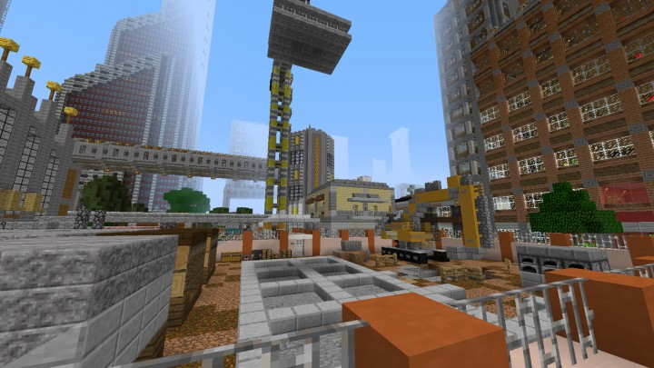 1b879  Mixcraft hd resource pack 2 [1.9.4/1.9] [32x] Mixcraft HD Texture Pack Download