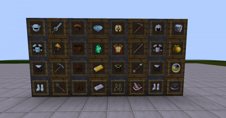 1b879  Mixcraft hd resource pack 3 [1.10] [32x] Mixcraft HD Texture Pack Download