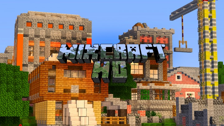 5bfb5  Mixcraft hd resource pack [1.9.4/1.9] [32x] Mixcraft HD Texture Pack Download