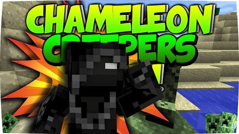 0ca24  Chameleon Creepers Mod [1.7.10] Chameleon Creepers Mod Download
