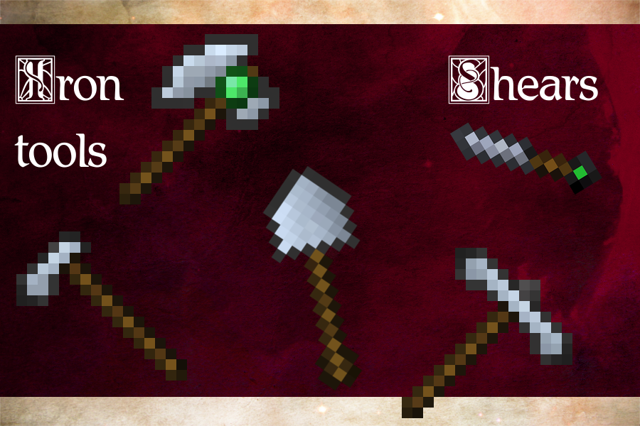 13d39  Medieval pvp resource pack [1.9.4/1.8.9] [16x] Medieval PvP Texture Pack Download