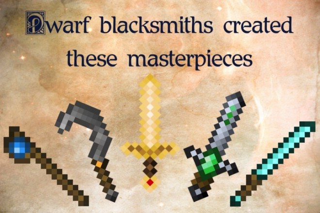 2112e  Medieval pvp resource pack 2 [1.9.4/1.8.9] [16x] Medieval PvP Texture Pack Download