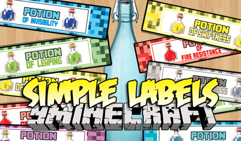 363fb  Simple Labels Mod [1.7.10] Simple Labels Mod Download