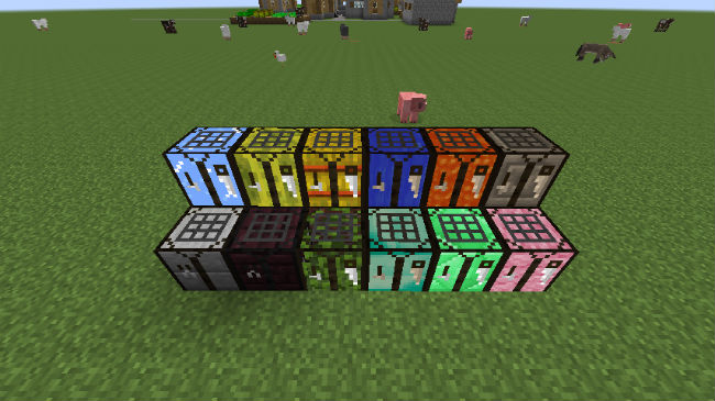 4d89e  CraftingCraft Mod 1 [1.7.10] CraftingCraft Mod Download