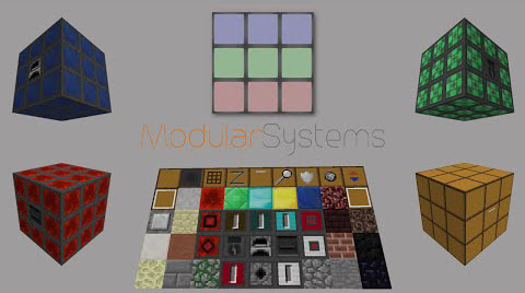 4e379  Modular Systems Mod [1.7.10] Modular Systems Mod Download