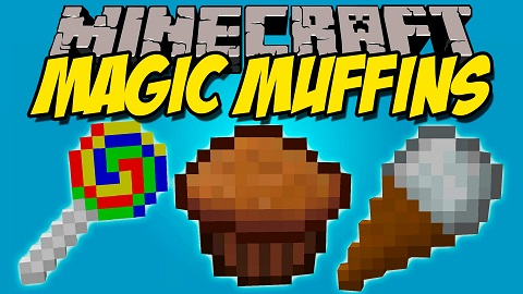 56dfe  Magic Muffins Mod [1.8.9] Magic Muffins Mod Download