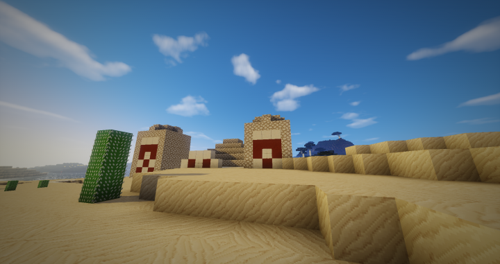 58f12  Darklands hd resource pack 3 [1.9.4/1.8.9] [32x] Darklands HD Texture Pack Download