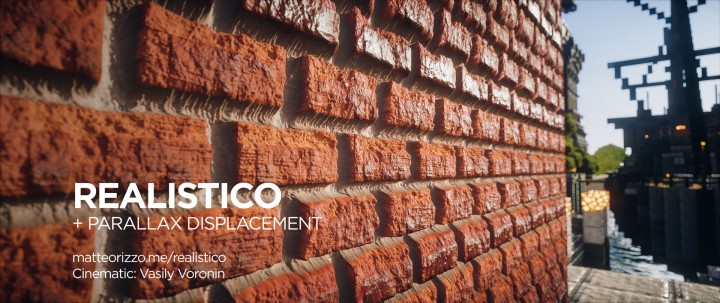 6801a  Realistico bump mapping resource pack [1.9.4/1.8.9] [512x] Realistico (Bump Mapping) Texture Pack Download