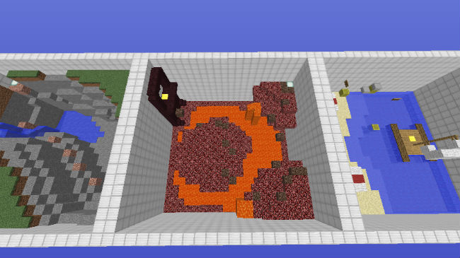 82630  30 Second Parkour Map 1 [1.9] 30 Seconds Parkour Map Download