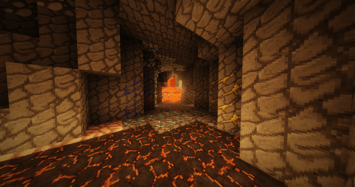 a375b  Darklands hd resource pack 6 [1.9.4/1.8.9] [32x] Darklands HD Texture Pack Download