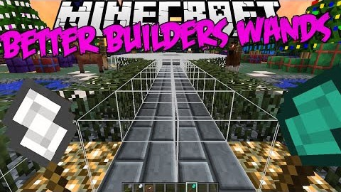 a3a6d  Better Builders Wands Mod [1.9.4] Better Builder's Wands Mod Download