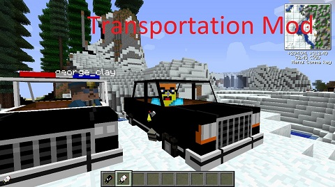 ba3b4  Transportation Mod [1.7.10] Transportation Mod Download