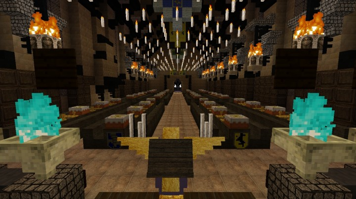 08e16  Hogwarts resource pack 8 [1.9.4/1.9] [512x] Hogwarts Texture Pack Download
