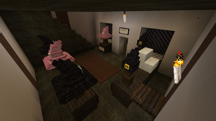 0ecfa  Hogwarts resource pack 2 [1.9.4/1.9] [512x] Hogwarts Texture Pack Download