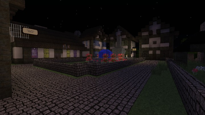 0ecfa  Hogwarts resource pack 4 [1.9.4/1.9] [512x] Hogwarts Texture Pack Download