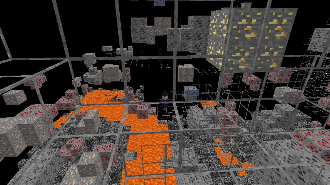 17644  Xray ultimate resource pack 2 [1.10] [16x] Xray Ultimate Texture Pack Download