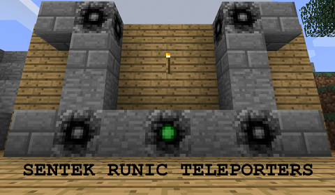 1e2c2  Sentek Runic Teleporters Mod [1.9] Sentek Runic Teleporters Mod Download
