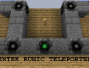 [1.10.2] Sentek Runic Teleporters Mod Download
