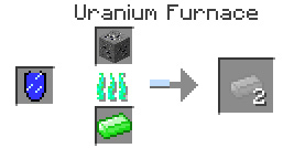 2712d  uranium smelting [1.8] M Ore Mod Download