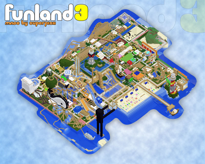 48cda  FunLand 3 Map 6 [1.9] FunLand 3 Map Download