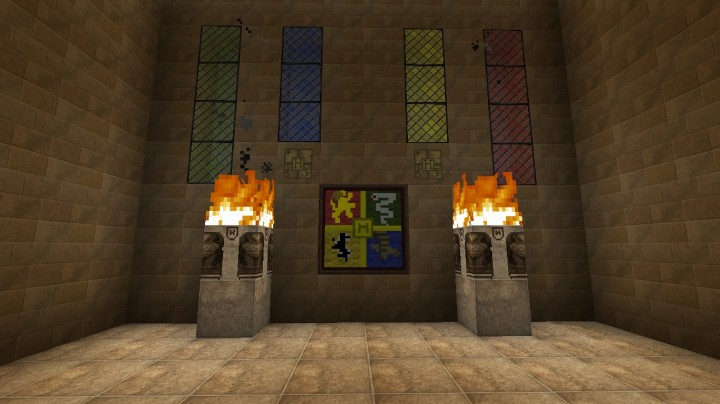 4f187  Hogwarts resource pack [1.9.4/1.9] [512x] Hogwarts Texture Pack Download