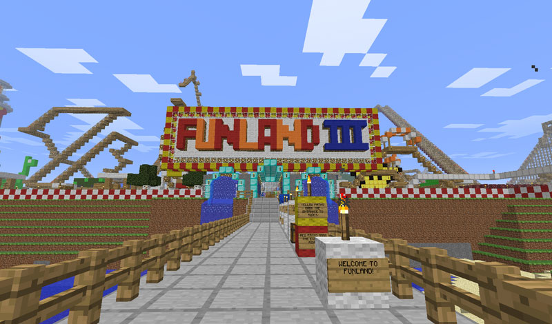 645cf  FunLand 3 Map 1 [1.9] FunLand 3 Map Download