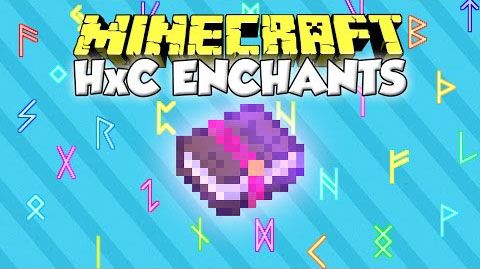 64cc1  HxC Enchants Mod [1.8] HxC Enchants Mod Download
