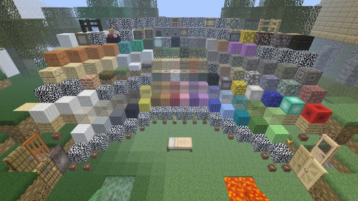667c4  Revritech resource pack 1 [1.9.4/1.9] [16x] Revritech Texture Pack Download