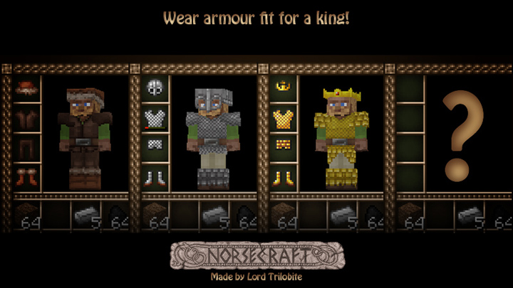 75c4b  Lordtrilobites norsecraft resource pack 4 [1.9.4/1.9] [16x] Lord Trilobite's NorseCraft Texture Pack Download