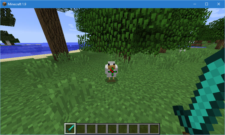 838f5  Custom Crosshair Mod 7 [1.9.4] Custom Crosshair Mod Download