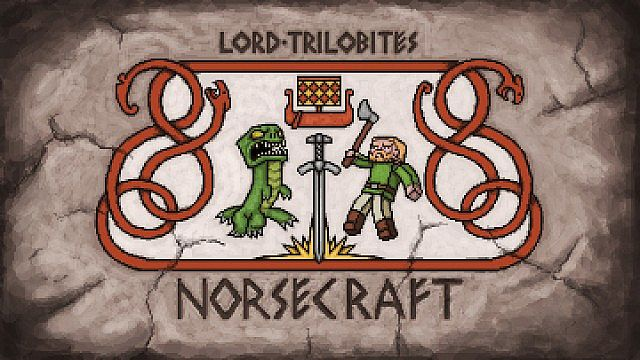 944b1  Lordtrilobites norsecraft resource pack [1.9.4/1.9] [16x] Lord Trilobite's NorseCraft Texture Pack Download