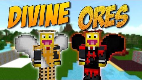 9b150  Divine Ores Mod [1.8] Divine Ores Mod Download