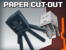 [1.9.4/1.9] [16x] Paper Cut-Out Texture Pack Download