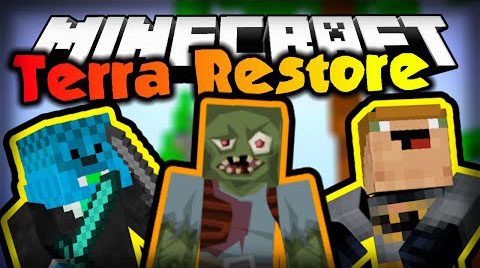 a14e2  Terra Restore 2 Map [1.9] Terra Restore 2 Map Download