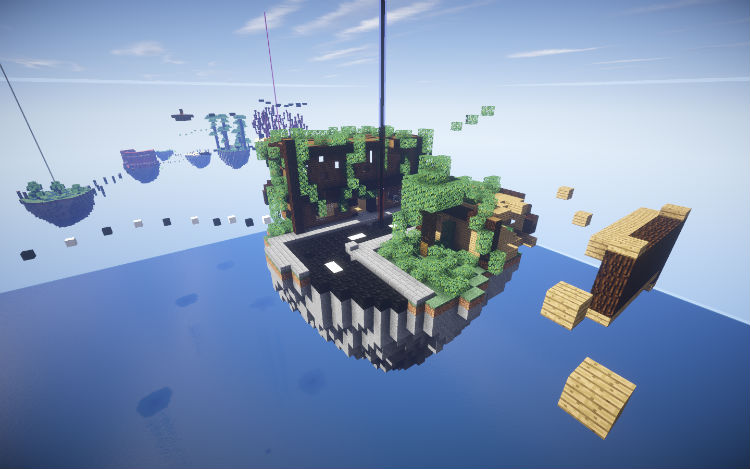 b8fb7  Parkour paradise sky islands map 2 [1.9] Parkour Paradise: Sky Islands Map Download