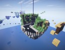 [1.9] Parkour Paradise: Sky Islands Map Download
